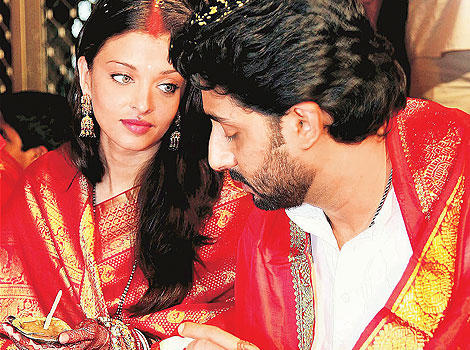 Ash & Abhi getting married