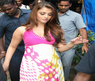 Aishwarya Rai excited about their twin-kids