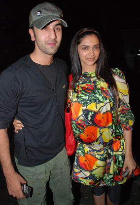 Ranbir Deepika Friends again
