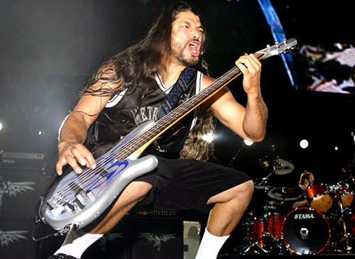 Robert Trujillo - Bassist