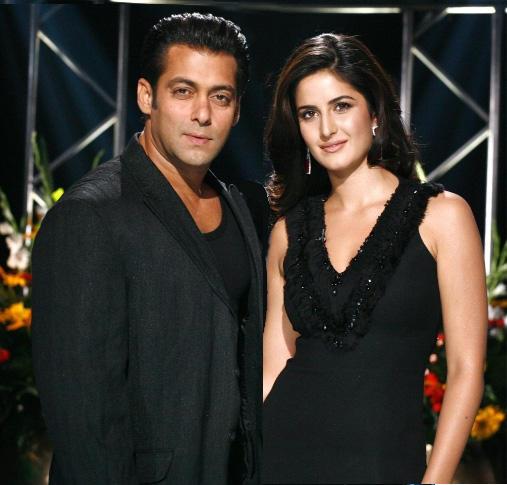 Salman Katrina Kaif Friends again