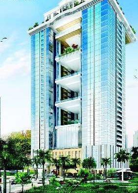 Vijay Mallya's new home White House