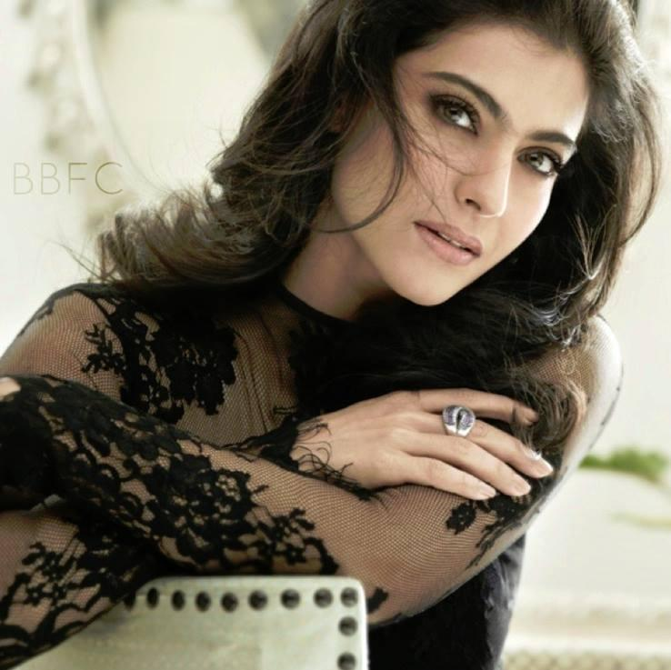 Pretty Kajol Devgan Cool Look For Filmfare Magazine 2013