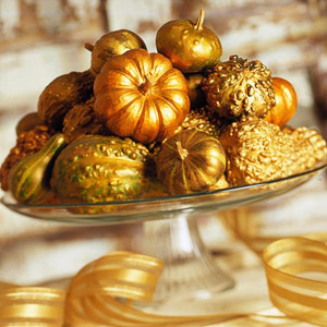 Golden Gourds