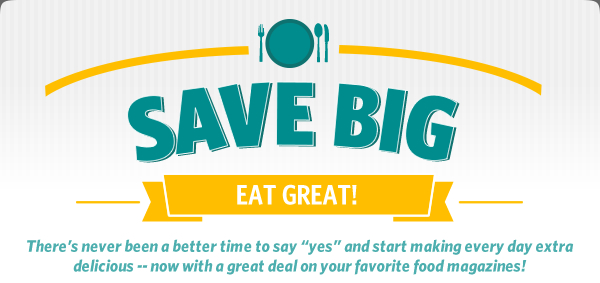 Save Big and Eat Great!