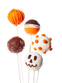 Halloween Cakesicle Pops