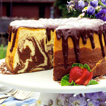 Regal Marble Chiffon Cake Midwest Living