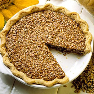 North Dakota Sunflower Pie