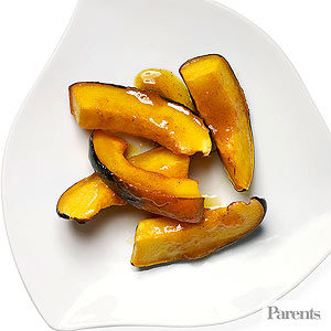 Curried Acorn Squash