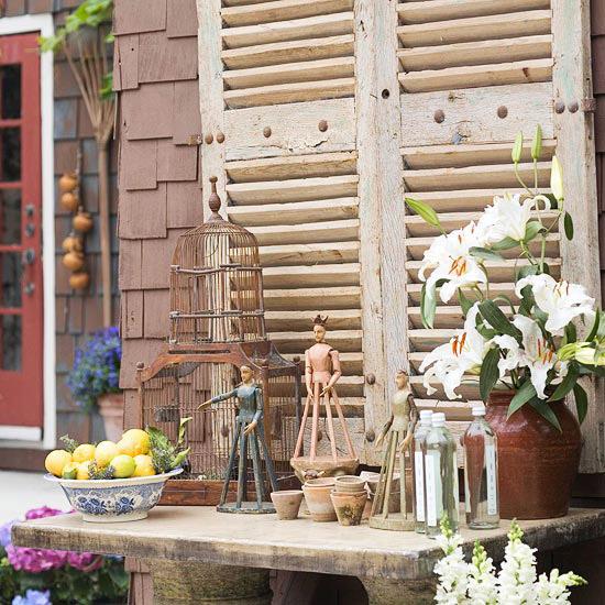 Accessorize Garden Rooms