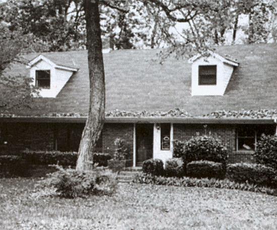 Antes: Preso in 1950