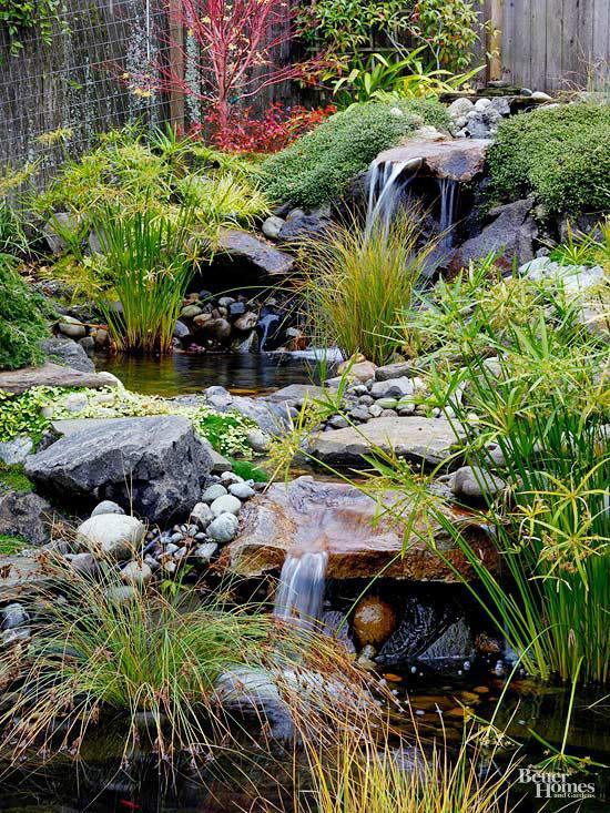 Autumn Landscape Ideas Cottage Garden Living