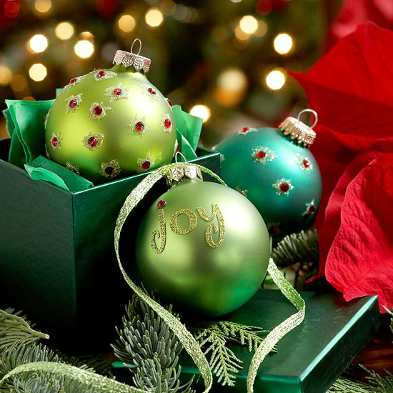 And Christmas Ornaments Easy Quick