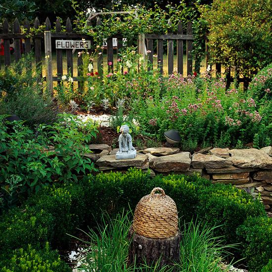 Provide Garden Seating