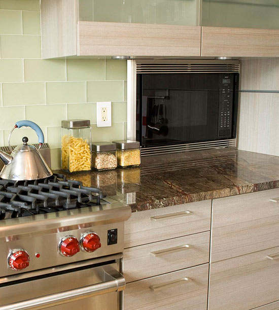Kitchen Design Microwave Placement Kitchen Ideas Microwave Placement  Shuffletag Co