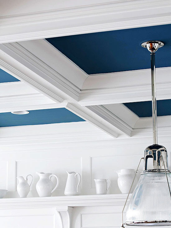 molding, ceiling paint, painting ceiling