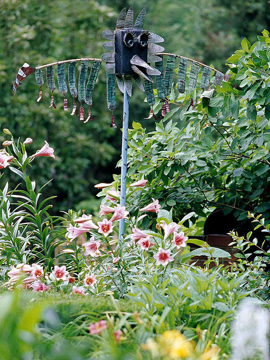 Whimsical Landscaping Design Ideas on Whimsical Backyard Ideas id=51783
