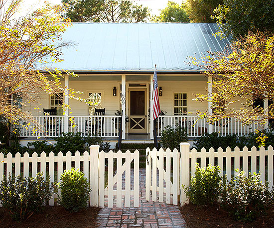 Cottage-Style Home Ideas
