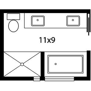bathroom remodeling   layout and design tips   remodeling