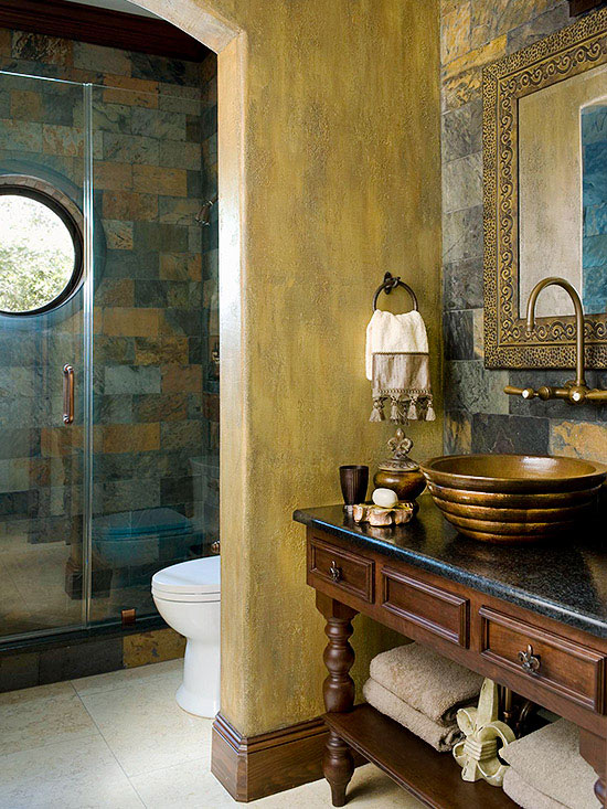 Small Bathroom Ideas Traditional Style Bathrooms