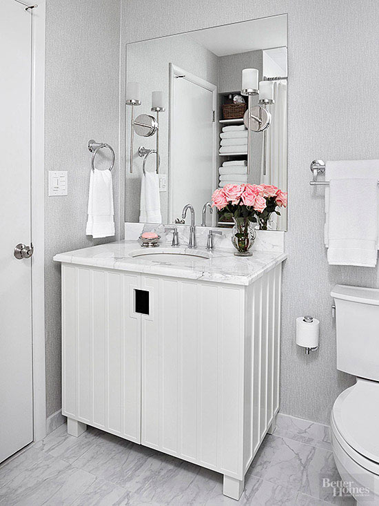 White Bathroom Design Ideas on White Bathroom Design Ideas  id=21716