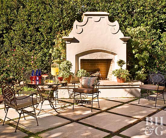 Yards With No Grass on Non Grass Backyard Ideas id=68710