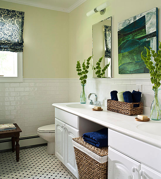 Pastel Bathroom Ideas