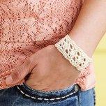 Haakpatroon Armband