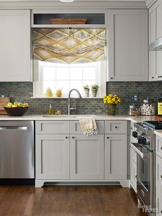 Best Colors for Small Kitchens on Best Small Kitchens  id=18458