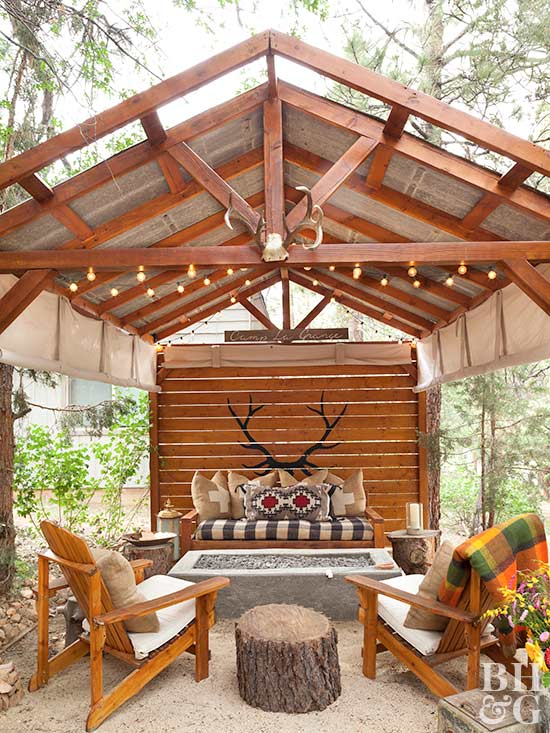 Traditional Rustic Cabin Decor on Traditional Rustic Decor  id=11713