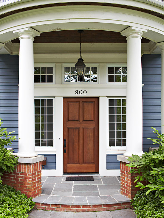 Front Door Color Inspiration Our Southern Home
