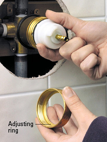Tub And Shower Ball Faucet Repair And Installation Installing Replacing Amp Repairing Faucets