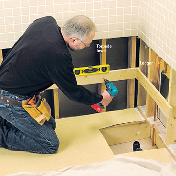 Replacing A Bathtub How To Repair Or Replace A Bath Tub