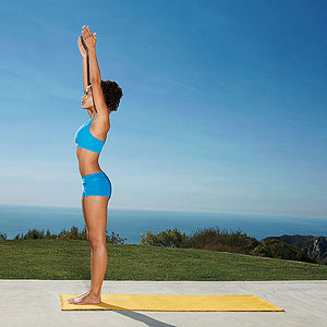 Mountain Pose, yoga