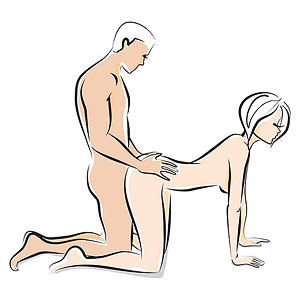 doggy style sex position, sex positions