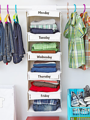 Clothing Organizers