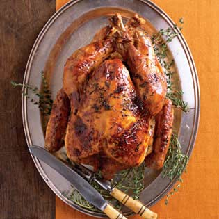 big bird small thanksgiving
