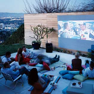 Screen Play Backyard Movie Party Outdoor Party Menus