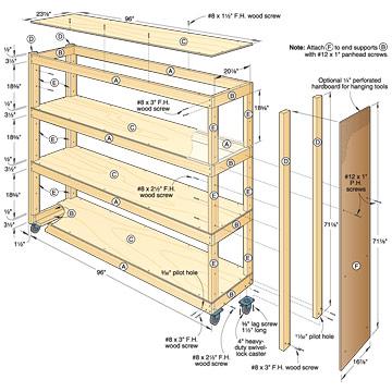 garage plans with storage