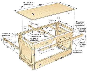 Homemade Table Saw Plans Pdf Bijaju54