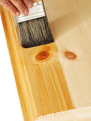 sand sealer wood