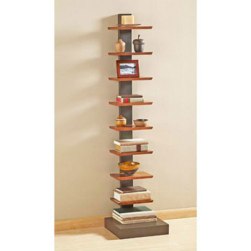weighted base and cantilevered shelves ensure that your collectibles ...