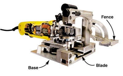 Biscuit Cutter Power Tool
