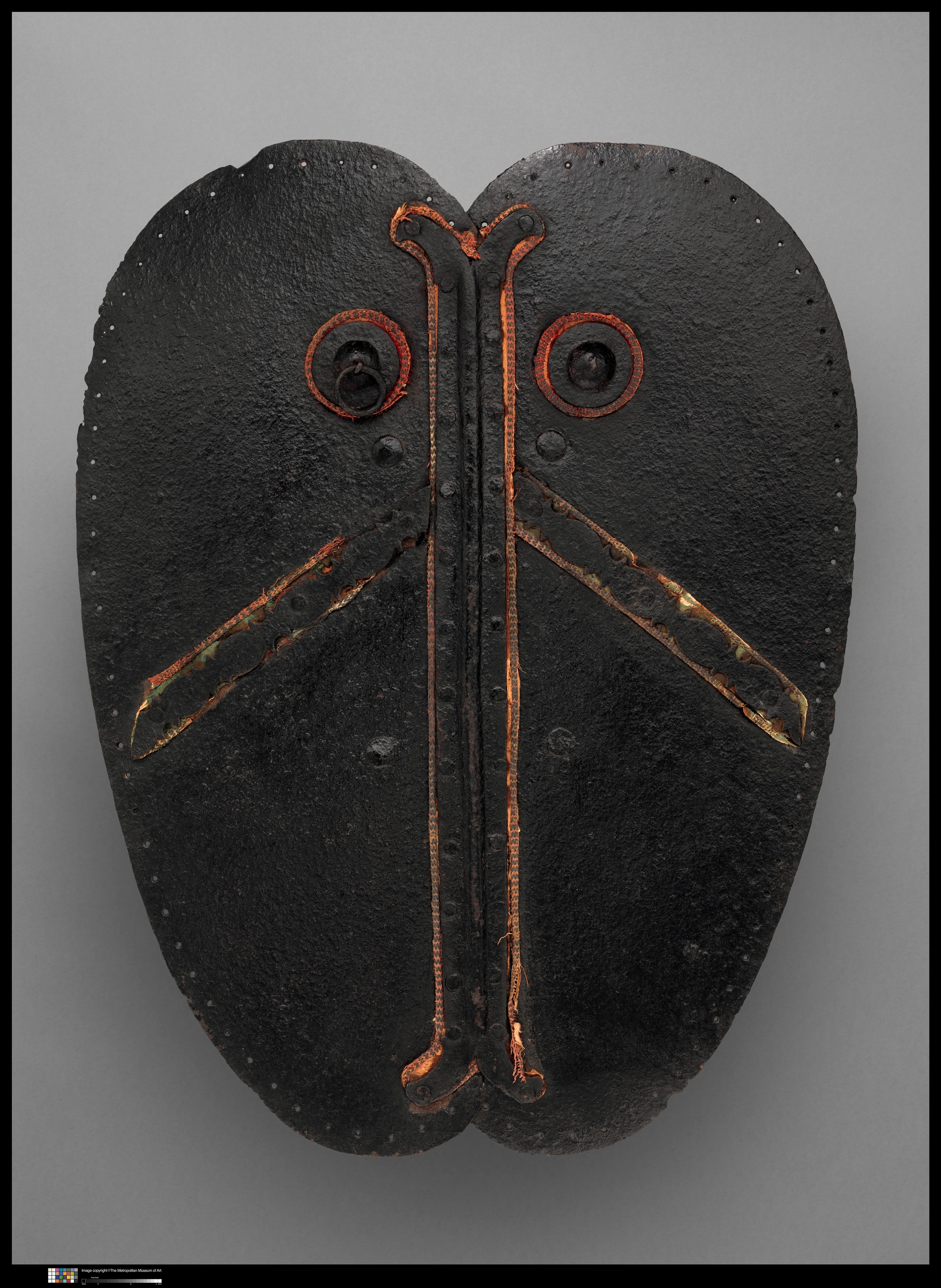Shield Adarga Spanish The Met