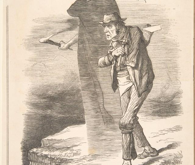 Sir John Tenniel The Tempter Punch November   The Met