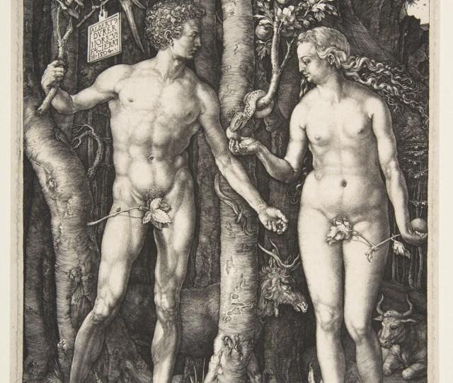 Adam And Eve 1504
