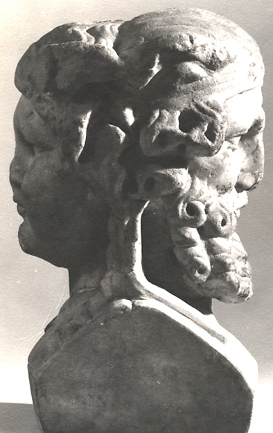 Double-Headed herm Bust