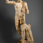 Marble Statue Of A Wounded Warrior Roman Mid Imperial Antonine The Metropolitan Museum Of Art