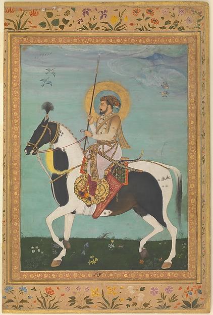, Folio from the Shah Jahan Album