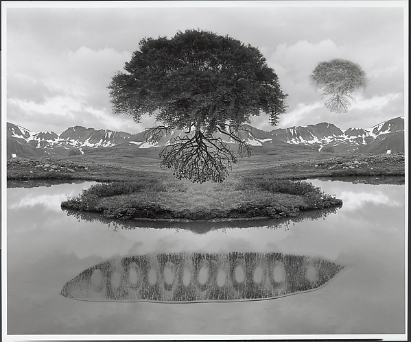 Untitled, Jerry N. Uelsmann, 1969, Twentieth-Century Photography Fund, 2011. © Jerry N. Uelsmann